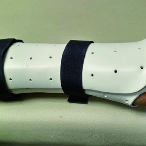 2 sides Wrist Fracture Brace