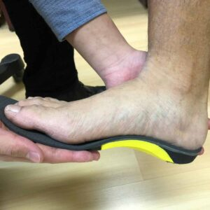 試墊 鞋墊 insole fitting trying1