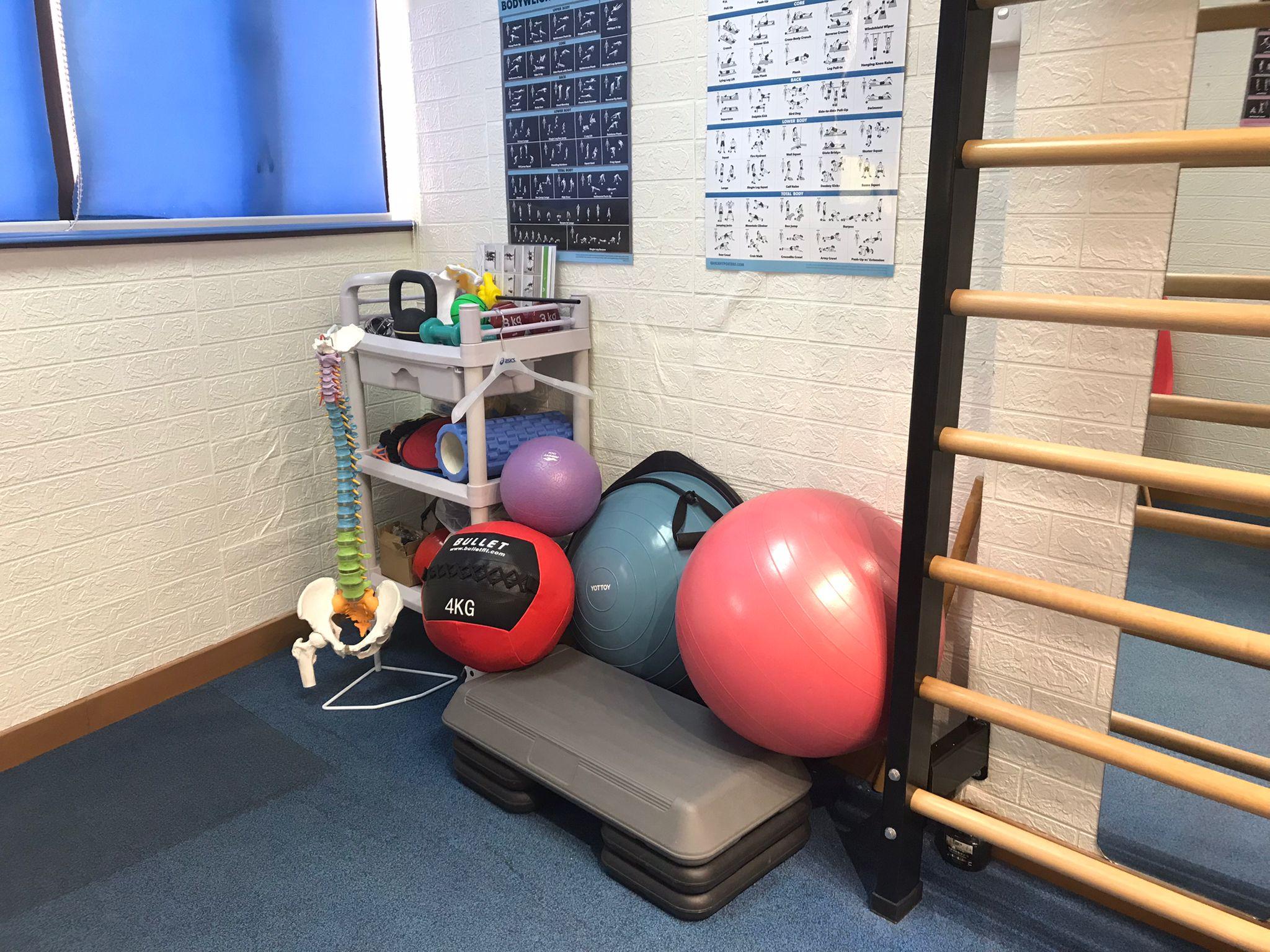 運動治療 肌力訓練 改善痛症及柔軟度 脊柱側彎 運動課程 復健